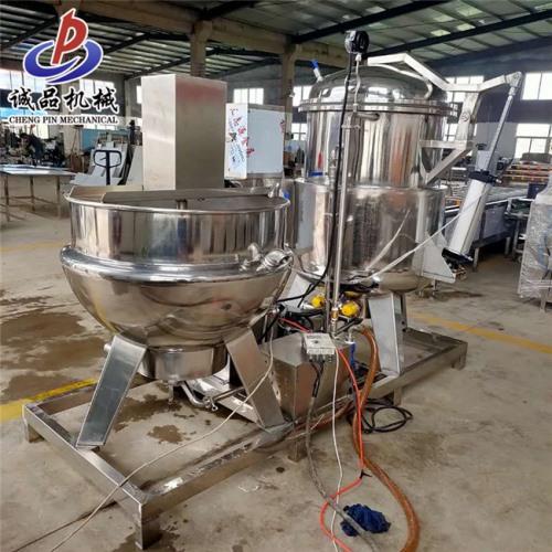 葡萄蜜饯真空浸糖锅 蜜桃加工入味浸糖锅厂家